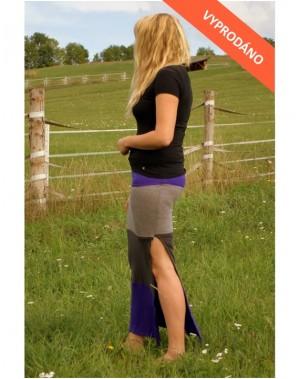 Sukně trikolóra